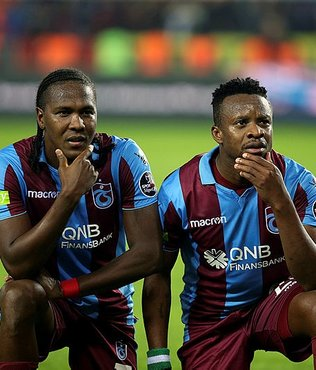 Trabzonspor bu sezon yabancılarıyla güzel