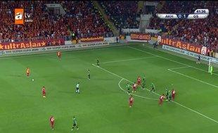 İşte Galatasaray'ın sayılmayan golü | İZLEYİN