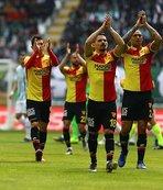 Göztepe'de Kasımpaşa maçı hazırlıkları başladı