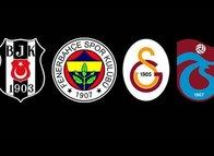 Şampiyonluk oranları güncellendi! Beşiktaş, Trabzonspor, Galatasaray ve Fenerbahçe...