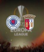 Glasgow Rangers - Braga maçı ne zaman, saat kaçta ve hangi kanalda? Muhtemel ilk 11'ler...