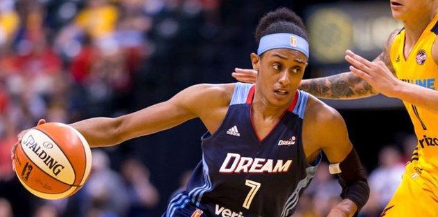 """""""En büyük hedefim WNBA'de şampiyonluk yaşamak"""""""