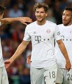 Bayern Münih Energie Cottbus'u rahat geçti