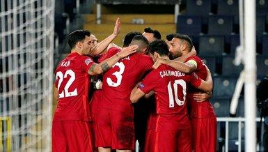 A Milli Takım'ın 2022 Dünya Kupası elemelerinde muhtemel rakipleri belli oldu!