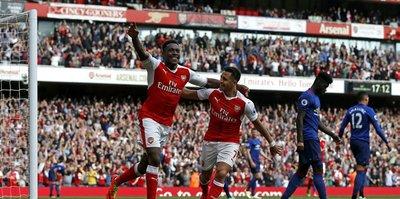 Arsenal 'Şeytan'ın bacağını kırdı