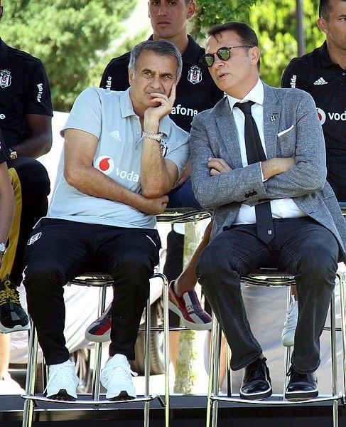 Beşiktaş Başkanı Fikret Orman kafayı Falcaoya taktı!
