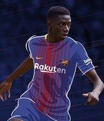 Barcelona beklenen transferi açıkladı