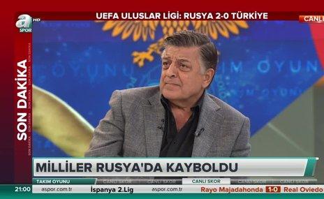 """""""Türk Milli Takımı'nın başında Türk hoca olur"""""""