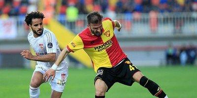 MAÇ SONUCU l Göztepe 3 - 3 Sivasspor l ÖZET