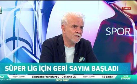 Turgay Demir: Fenerbahçe ilk 4'e girerse şaşırmam