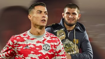 Nurmagomedov ve Ronaldo karşı karşıya!