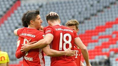 Bayern Münih - Köln: 5-1 (MAÇ SONUCU - ÖZET)