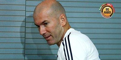 Zinedine Zidane: Pazartesiye kadar her şey olabilir
