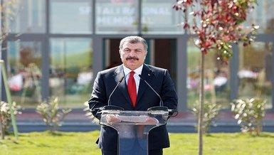 Sağlık Bakanı Fahrettin Koca güncel corona virüsü rakamlarını açıkladı (22 Nisan koronavirüs tablosu)