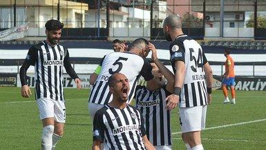 Nazilli Belediyespor - İskenderun Futbol Kulübü: 3-1 | MAÇ SONUCU - ÖZET