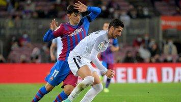 Barcelona puanı son dakikada kurtardı!