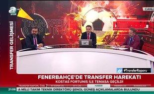 Fenerbahçe Kostas Fortunis'in peşinde