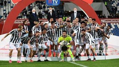 İtalya Kupası'nı Juventus kazandı   Atalanta - Juventus: 1-2 (MAÇ SONUCU - ÖZET)