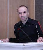 Barış Şimşek UEFA Hakem Eğitimcileri Kursu'na katılıyor