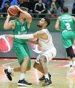 Türkiye basketbol liglerinde günün sonuçları!