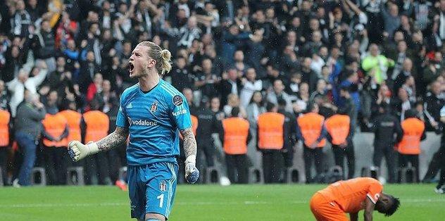 Beşiktaş'ta bambaşka bir Karius