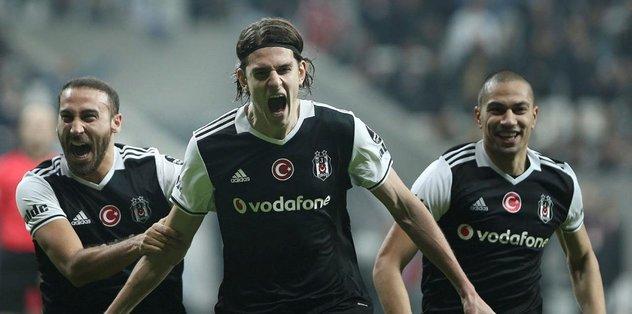 Atınç 1 yıl daha Beşiktaş'ta