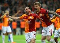 Galatasaray Avrupa'da ikinci