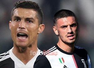Cristiano Ronaldo'dan Merih Demiral kararı! Herkes bunu konuşuyor...