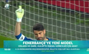 Fenerbahçe'ye yeni model