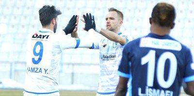Adana Demirspor galibiyeti unuttu