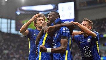Chelsea Tottenham'ı rahat geçti!