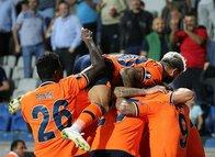 İşte Başakşehir-M'Gladbach maçından kareler