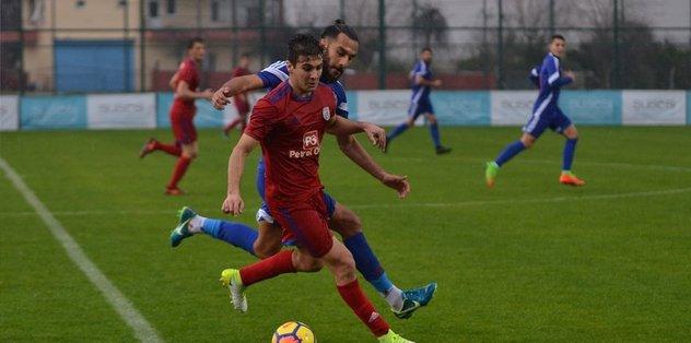 Altınordu Karabükspor'u mağlup etti