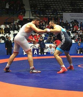 Büyükler Grekoromen Türkiye Şampiyonası Bursa'da başladı
