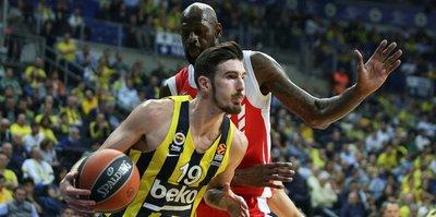 Fenerbahçe Beko 66 - 63 Kızılyıldız   MAÇ SONUCU