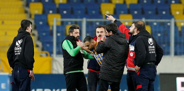Ankaragücü'nde Sedat Ağçay şoku! Kırık var