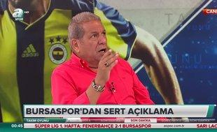 Erman Toroğlu Fenerbahçe-Bursaspor maçını değerlendirdi!