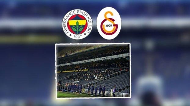 Fenerbahçe Galatasaray derbisinin faturası belli oldu! #