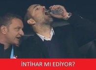 Beşiktaş 3-0 Galatasaray 'caps'leri