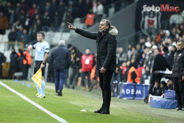 Beşiktaş'a Abdullah Avcı müjdesi! Finale kaldı