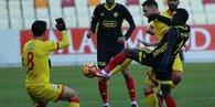 Evkur Yeni Malatyaspordan hakem tepkisi