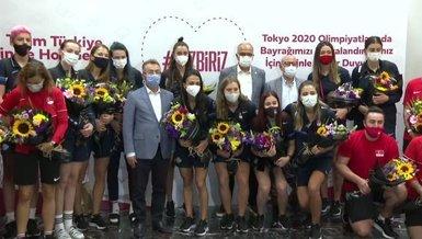 Son dakika spor haberi: 2020 Tokyo Paralimpik Oyunları'nda yarışan milli sporcular yurda döndü