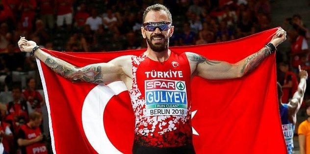 """Ramil Guliyev: """"Olimpiyatı istiyorum"""""""