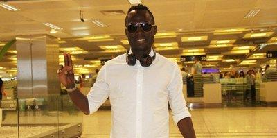 Bursaspor'un yeni transferi İstanbul'a geldi