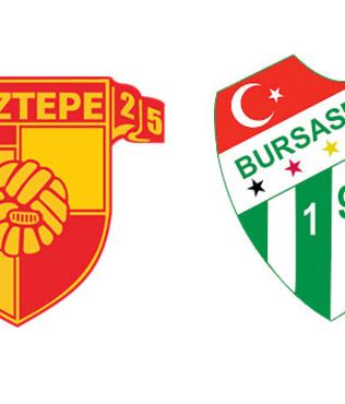 Göztepe - Bursaspor maçında 11'ler belli oldu!