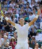 Wimbledon'da Rafael Nadal ikinci tura yükseldi