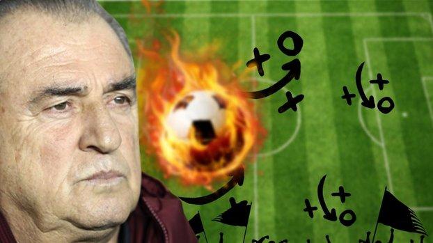 Fatih Terim'den sistem değişimi! Erzurumspor maçında... #