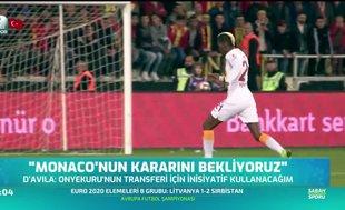 """Onyekuru Galatasaray'a sıcak bakıyor"""
