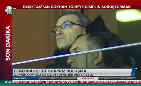 Fenerbahçe'de sürpriz buluşma