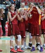 Galatasaray Kadın Basketbol Takımı'nın konuğu DVTK